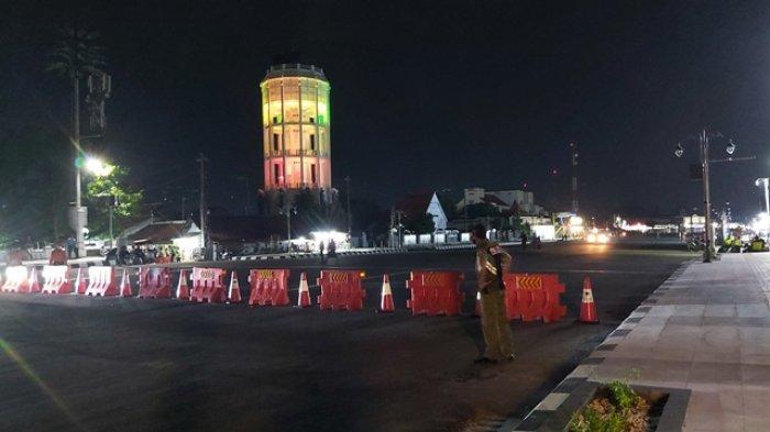 Malam Tahun Baru di Kota Tegal Sepi, Wawali Jumadi: Terima Kasih Masyarakat