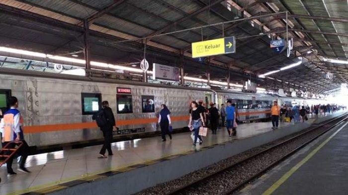 46 Jadwal Keberangkatan Kereta Api Dibatalkan karena Virus Corona