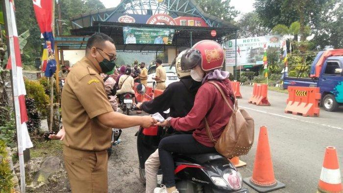 Objek Wisata Guci Kembali Dibuka, Bupati Tegal Umi Azizah: Harus Menerapkan Prokes Secara Ketat