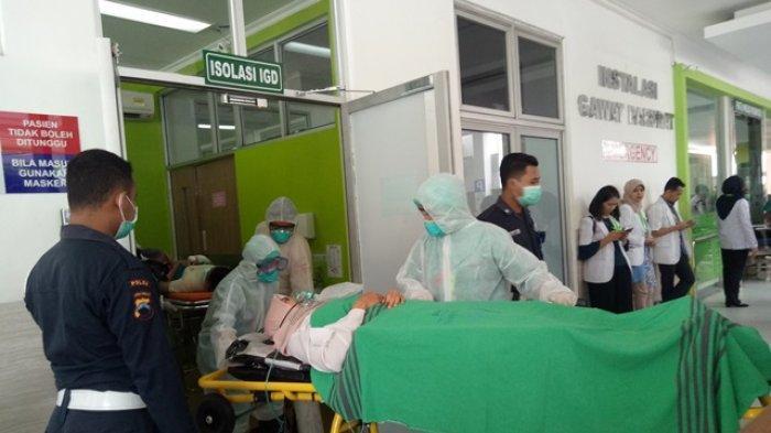 Pasien Positif Virus Corona Bohong saat Diperiksa, Akibatnya 76 Pegawai RSUD Purwodadi Harus Dites