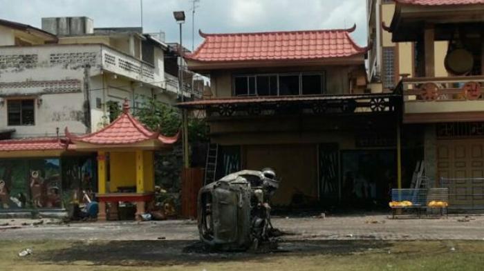 Provokator Kerusuhan Tanjungbalai Ternyata Sakit Stroke, Begini Bunyi Postingannya di Facebook