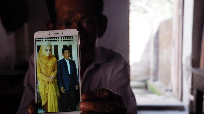 Kakek 83 Tahun di Tegal Nikahi Gadis 27 Tahun, Terungkap yang Ngajak Menikah dan Jatuh Cinta Duluan