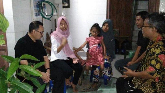 Sudirman Said Kunjungi Anin Siswi SMAN 1 Semarang yang Dikeluarkan, Ada Hal Mengejutkan