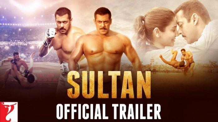 Sinopsis Sultan Mega Bollywood ANTV Siang Ini, Dibintangi Salman Khan dan Anushka Sharma
