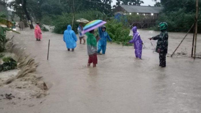 BPBD Demak Sebut Banjir Landa 5 Kecamatan