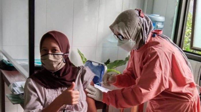 Belum Sesuai Target, Tingkat Ketercapaian Vaksin Ibu Hamil di Banyumas Baru Mencapai 57 Persen