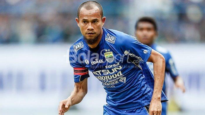 Sebelum Gantung Sepatu, Supardi Nasir Bertekad Juara Lagi Bersama Persib Bandung