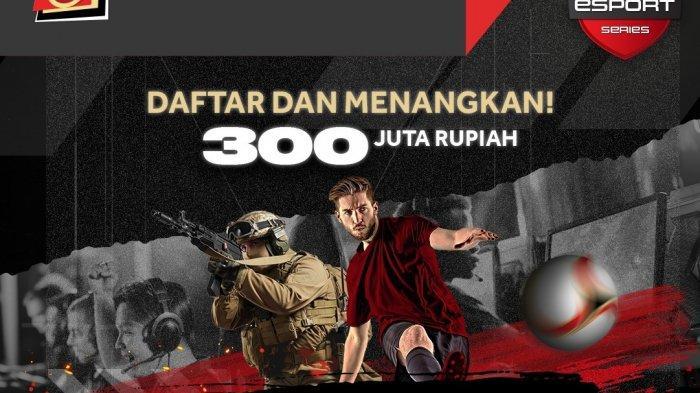 Cara Daftar Turnamen Esports PUBG dan Efootball PES, Super Esports Series 2021 Hadiah Rp 300 Juta
