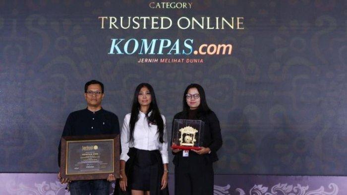 Kompas.com KembaliRaih KategoriRujukan Media Online Tepercaya di Indonesia