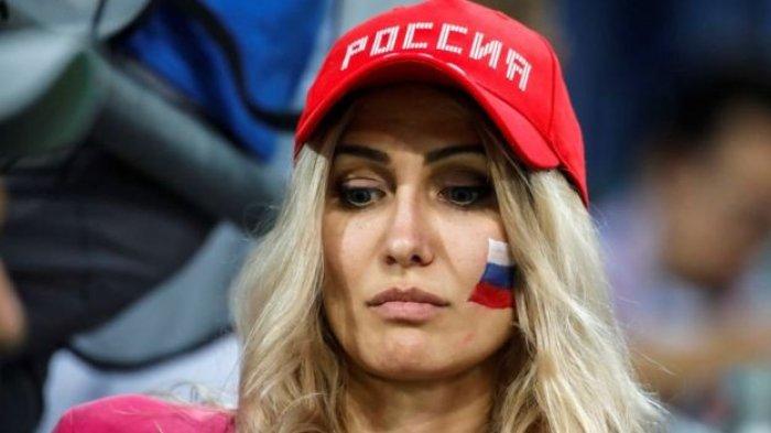 Putin Menyebut Pemain Timnas Rusia Pahlawan yang Membanggakan