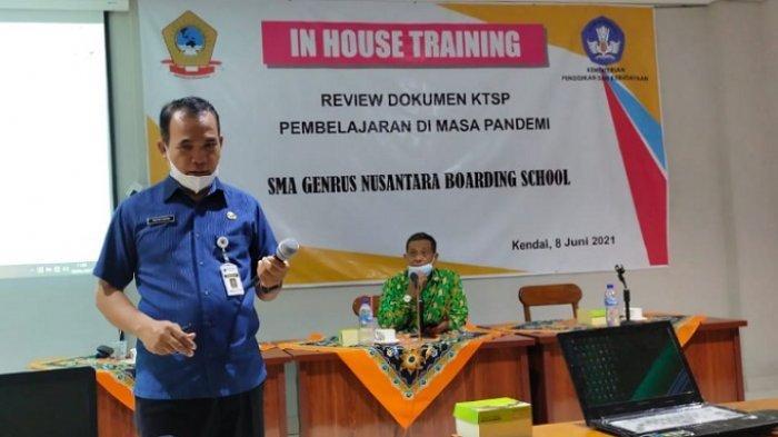 Tingkatkan Mutu dan Kualitas SDM Pendidikan, GNBS Kendal Gelar In-house Training Berkala