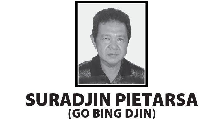 Berita Duka, Suradjin Pietarsa (Go Bing Djin) Meninggal Dunia di Semarang