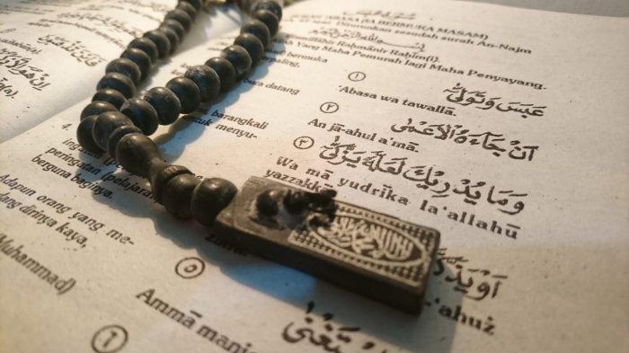 Surat Abasa Lengkap Arab Latin dan Artinya