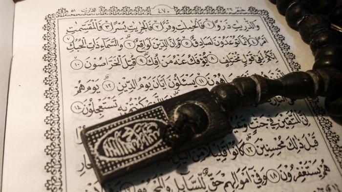 Surat Adz Zariyat Lengkap Arab Latin dan Artinya