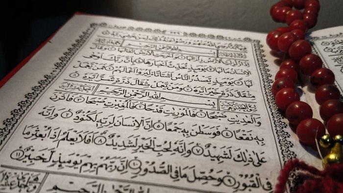 Surat Al Adiyat Lengkap Arab Latin dan Artinya