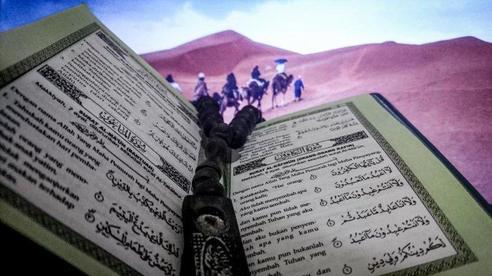 Surat Al Kafirun Lengkap Arab Latin dan Artinya