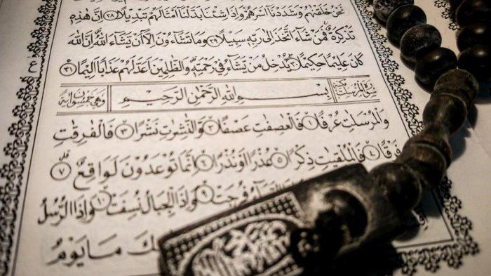 Surat Al Mursalat Lengkap Arab Latin dan Artinya