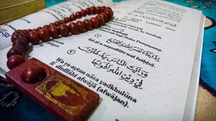 Surat An Nasr Lengkap Arab Latin dan Artinya