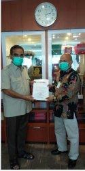 Iskandar Zulkarnain Resmi Jadi Plt Ketua DPC Partai Gerindra Kabupaten Pekalongan