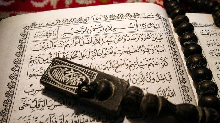 Surat Muhammad Lengkap Arab Latin dan Artinya