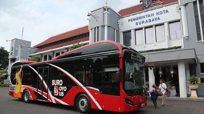 Naik Bus Pariwisata Ini Bayar Pakai Sampah Plastik, Kini Terkumpul 39 Ton Sampah Senilai Rp 150 Juta