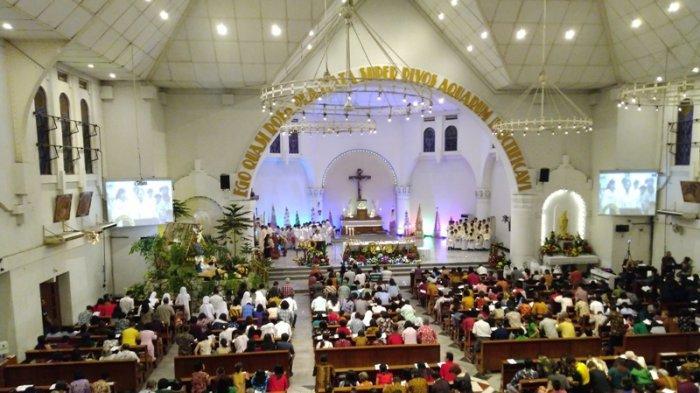 Inilah Jadwal Misa Natal 2019 di Gereja Katedral Semarang