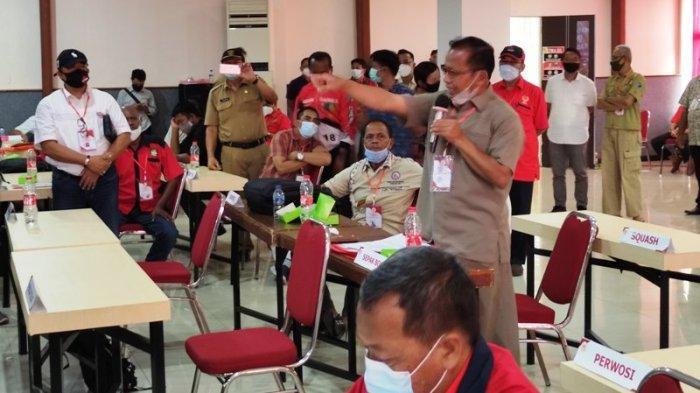 Sutarno Mundur Dari Bursa Pemilihan Ketua KONI Banyumas, Bambang Setiawan Terpilih Secara Aklamasi