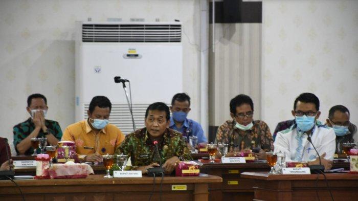 Wabup Suyono: DAK dari Pemerintah Pusat Belum Sesuai Kebutuhan Pemkab Batang