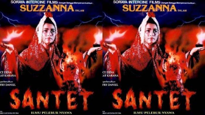 Sinopsis Santet 1 Ilmu Pelebur Nyawa, Film Horor Suzanna Tayang di ANTV Malam Ini Pukul 19.00 WIB - Tribun Jateng