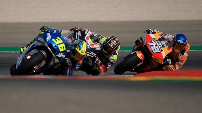 Klasemen Terbaru MotoGP 2021, Johann Zarco Pepet Fabio Quartararo, Yamaha Was-was