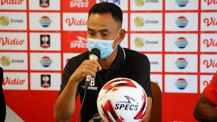 PSM Makassar Siapkan Latihan Penalti Jauh Sebelum Berjumpa PSIS Semarang, Indikasi Main Bertahan?