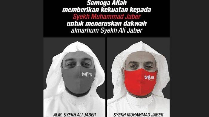 Amanah Terakhir Syekh Ali Jaber ke 'Kembaran' Syekh Muhammad Jaber