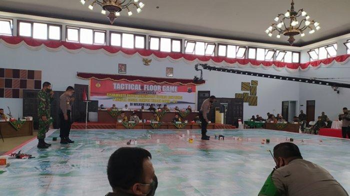 TNI-Polri di Solo Raya Gelar TFG Antisipasi Konflik Sosial Akibat Pandemi Virus Corona