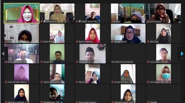 Jurusan KPI UIN Walisongo Semarang Gelar Tadarus Komunikasi selama Ramadan Ini