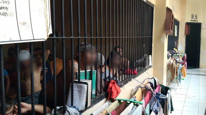 Ruang Tahanan Polrestabes Semarang Melebihi Kapasitas: Ada Titipan Tahanan Kejaksaan