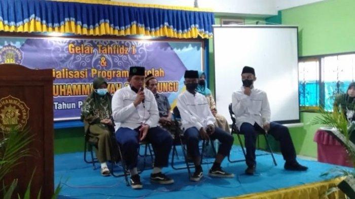 Di SMP Muhammadiyah 3 Kaliwungu, Siswa Dibekali Menghafal Alquran selama 3 Tahun
