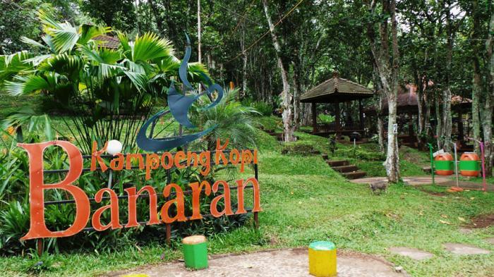 Tahun Depan Agrowisata Kampoeng Kopi Banaran Miliki Waterpark