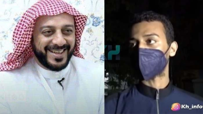 Syekh Ali Jaber Ternyata Sering Curhat ke Alhasan Putra Sulungnya, Hubungannya seperti Kakak Adik