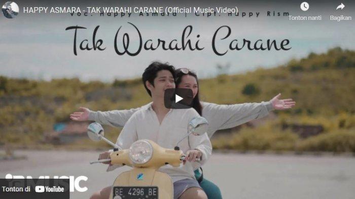 Chord Kunci Gitar Tak Warahi Carane Happy Asmara