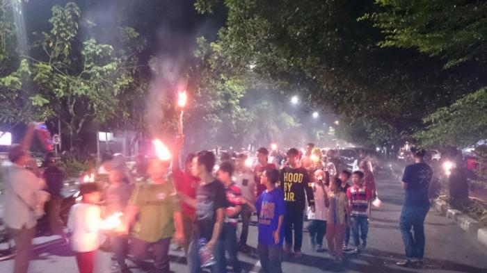 Polresta Solo Larang Warga Konvoi Malam Takbiran, Ngeyel? Silakan Hadapi Penyidik
