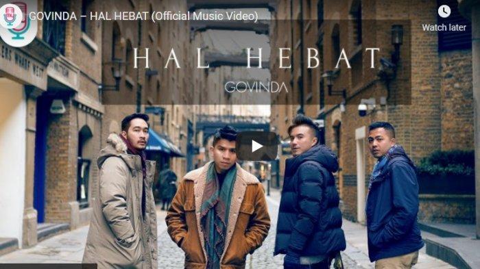 Lirik dan Chord Gitar Hal Hebat Govinda