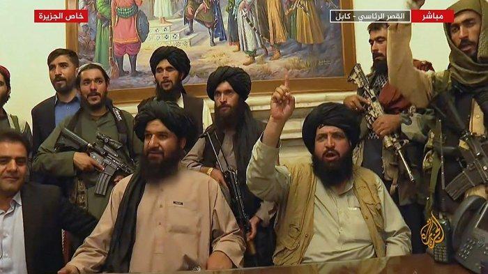 Taliban Larang Pria Afghanistan Cukur Jenggot, Disebut Langgar Syariat