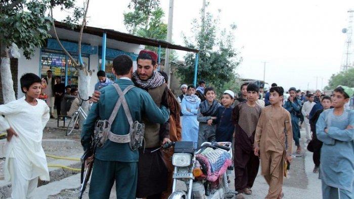 Idul Fitri 2020, Taliban dan Pemerintah Afganistan Sepakati Gencatan Senjata Tiga Hari