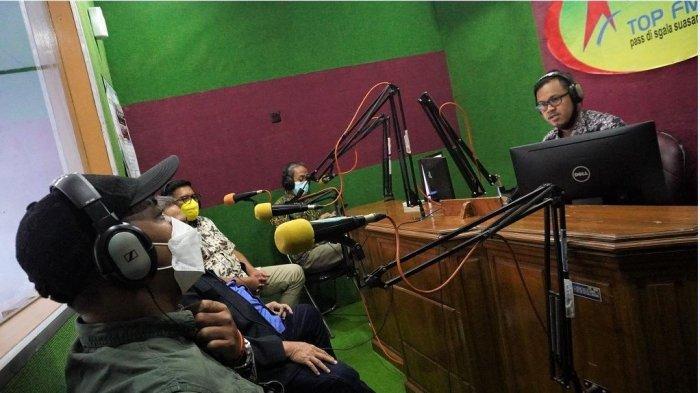 LPPL Radio Abirawa Dialog Bersama DPRD Jateng, Kenalkan Tupoksi hingga Penanganan Covid-19