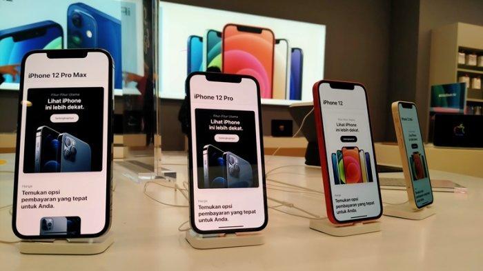 Inilah Daftar Harga & Spesifikasi iPhone 12 dan iPhone 12 Mini Purple