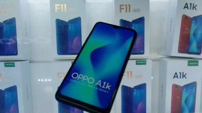Harga Oppo A1k Turun Lagi Segini Harganya Sekarang Tribun Jateng