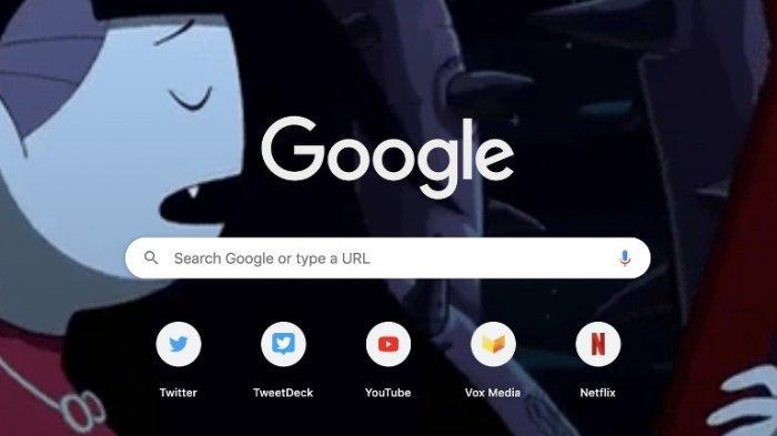 Cara Gampang Pasang Wallpaper Bergerak di Google Chrome