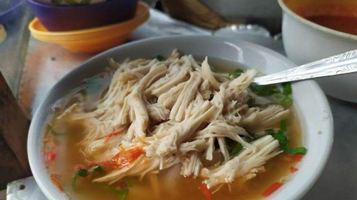 Sahoun Ayam Pak Kartim, Kuliner Khas Purwokerto yang Sudah Ada Sejak 1970
