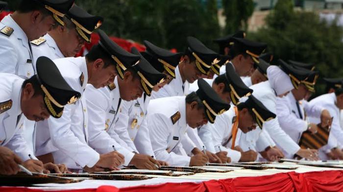 FOTO - FOTO Meriahnya Pesta Rakyat di Simpanglima Semarang