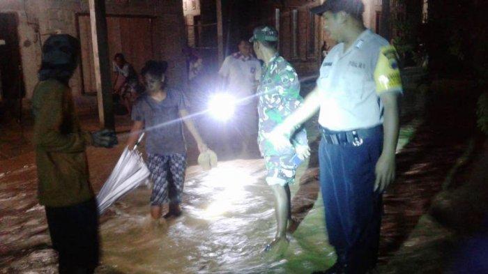 Tanggul Sungai Manging Kembali Jebol, Rendam Ratusan Rumah, BPBD Pati Minta Warga Tetap Siaga